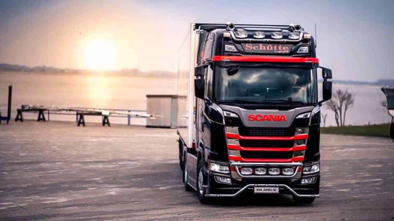 Scania Machinery