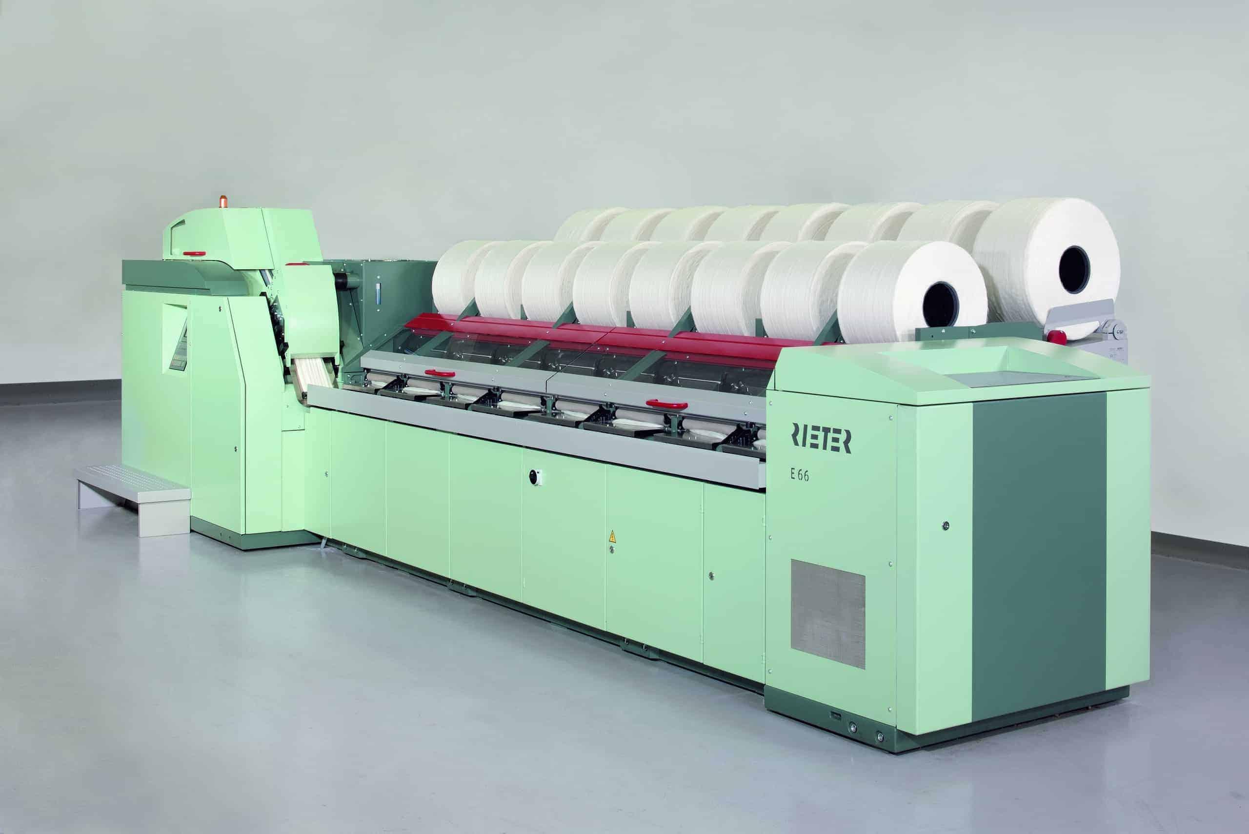 Rieter Machine Works Ltd